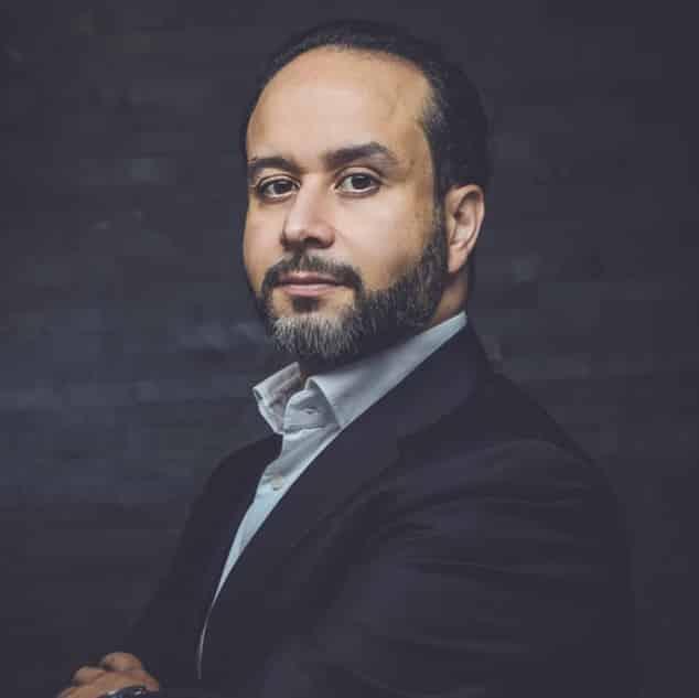 Marokkaanse advocaat Benamar